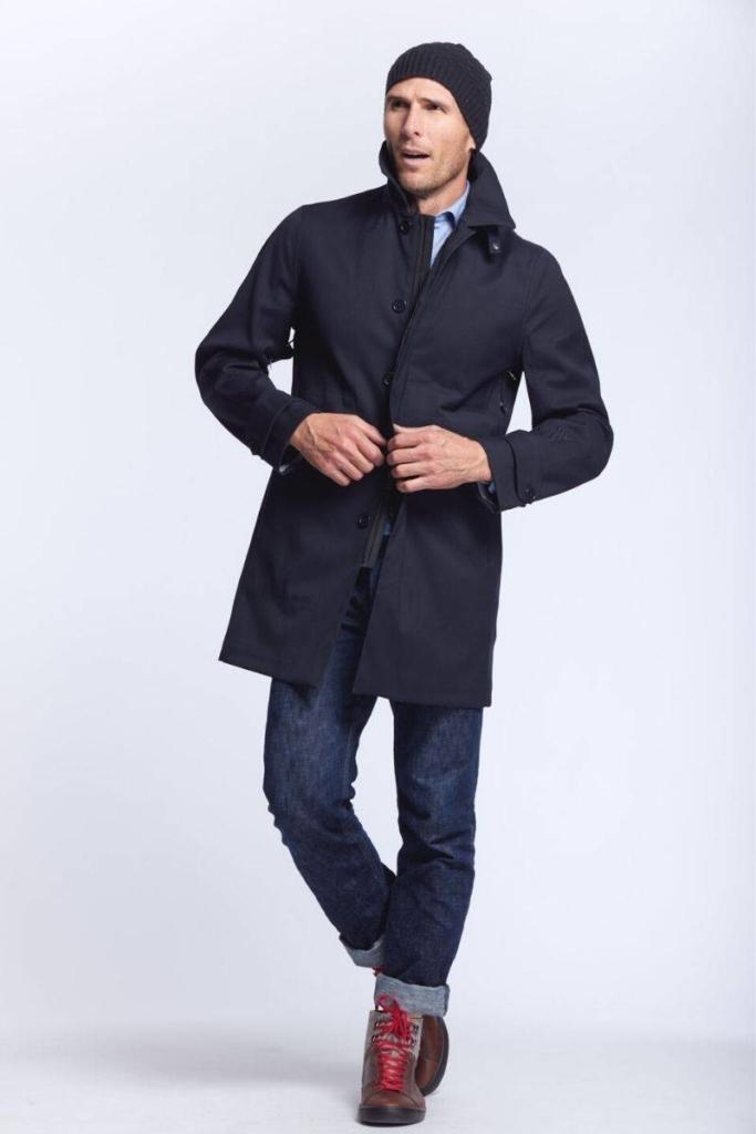 car coat Wolbe