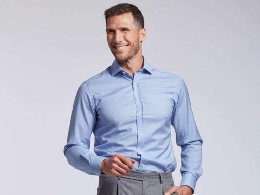 chemise en laine 100% merinos Wolbe