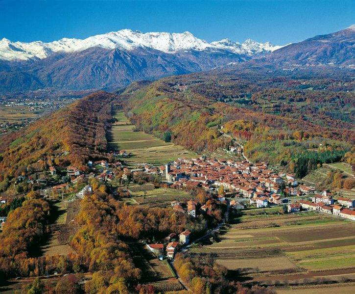 montagnes de Biella