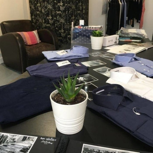 pop up store Debelleyme Wolbe