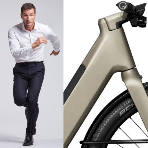 vestiaire Wolbe pour le cycliste urbain
