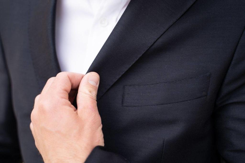veste blazer seconde peau Gianni Wolbe