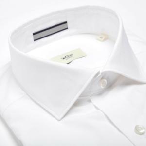 la chemise anti transpiration homme blanche en Tencel et polyester recyclé Wolbe