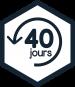 40 jours pour changer