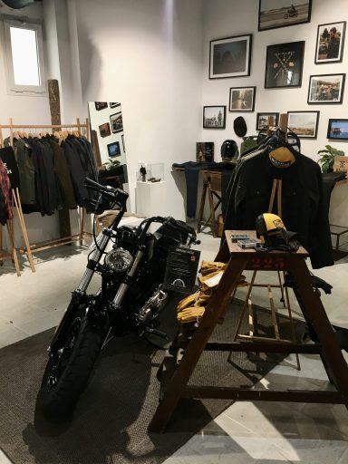 motorcycle club La Garçonnière